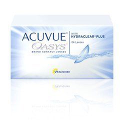 Acuvue Oasys with Hydraclear Plus 24 szt. ⭐ 72 zł CashBack ⭐