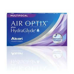 Air Optix Plus HydraGlyde Multifocal 3 szt.