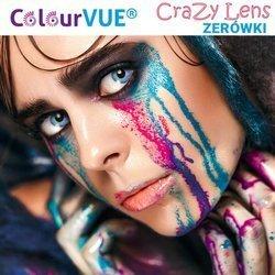 Crazy Lens 2 szt. (zerówki) knock out style