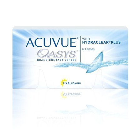 Acuvue Oasys with Hydraclear Plus 6 szt.