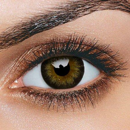 Big Eyes GORGEOUS BROWN 2 szt.