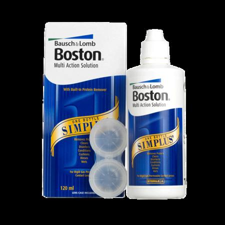 Boston Simplus Multi Action Solution 120ml