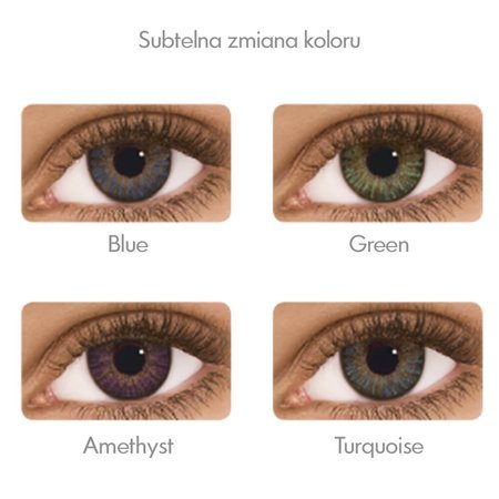 FreshLook ColorBlends 2 szt.