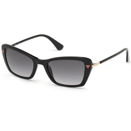 Okulary przeciwsłoneczne Guess GU 7654 01B (rozmiar 52)