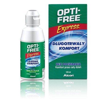 Płyn Opti-Free Express 120 ml