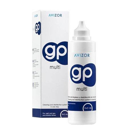 Płyn do soczewek Avizor GP Multi 240 ml