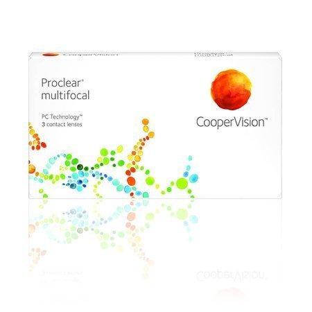 Proclear Multifocal 3 szt. typ N