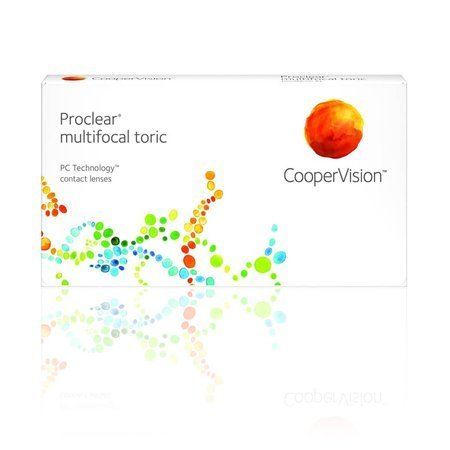 Proclear Multifocal Toric 3 szt. typ N