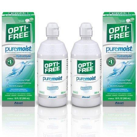 Zestaw płynów Opti-Free PureMoist 2 op. x 300 ml